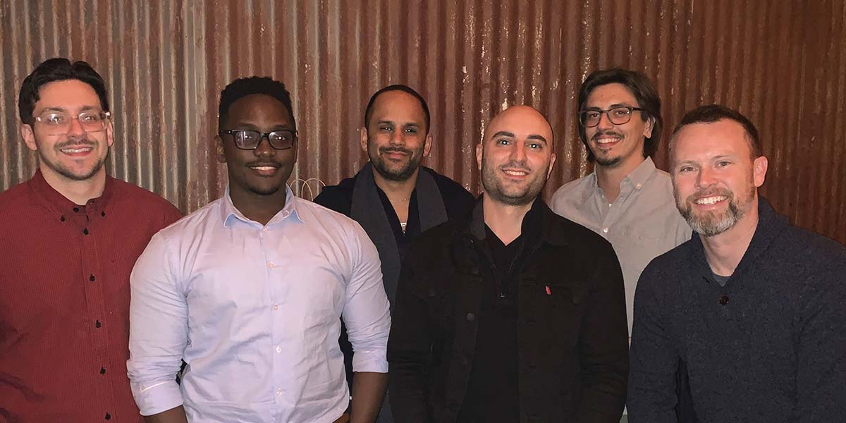 Strong leadership and a healthy company culture will help you retain the talent you spend so much time finding. Pictured above, our CEO, Kevin McArdle, catches up with Chicago-based SureSwift team members.