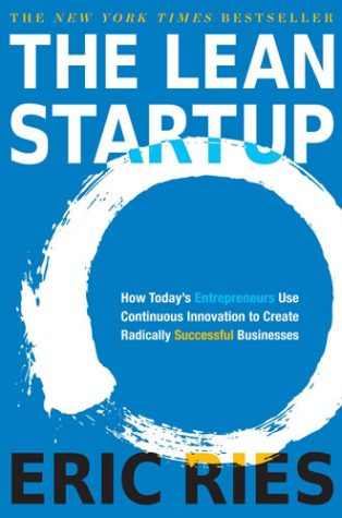 Best books for entrepreneurs - The Lean Startup by Eric Ries
