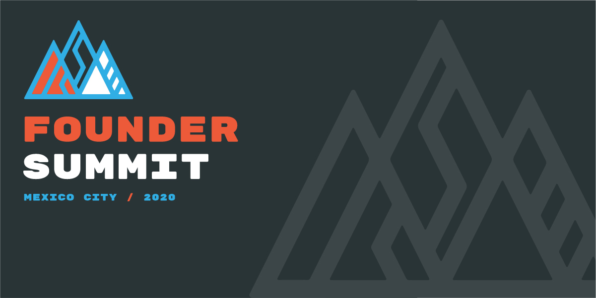 The Founder Summit is a pitch-free, no PowerPoint conference for incredible people building incredible companies.