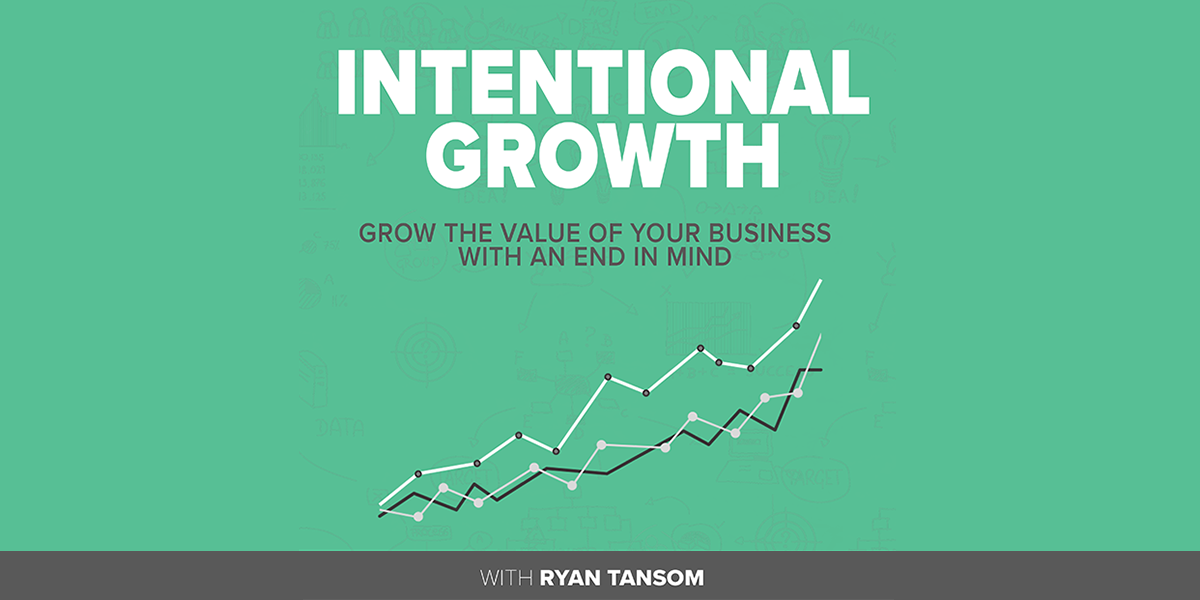 Ryan Tansom invited SureSwift Capital Co-Founder and CEO Kevin McArdle onto his podcast, Intentional Growth to talk about how Kevin left corporate America to start acquiring bootstrapped SaaS businesses.