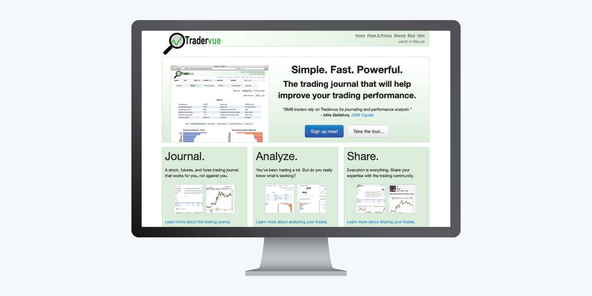 SureSwift Acquires Tradervue, a Leading Trading Journal and Trade Analysis Software