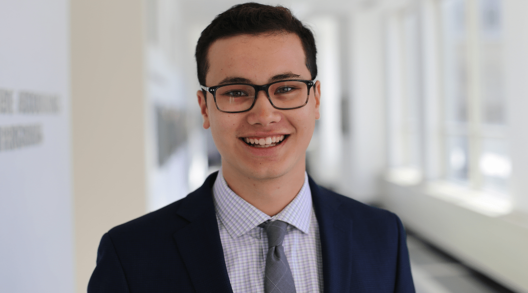 Cole is a remote business analyst intern for SureSwift.