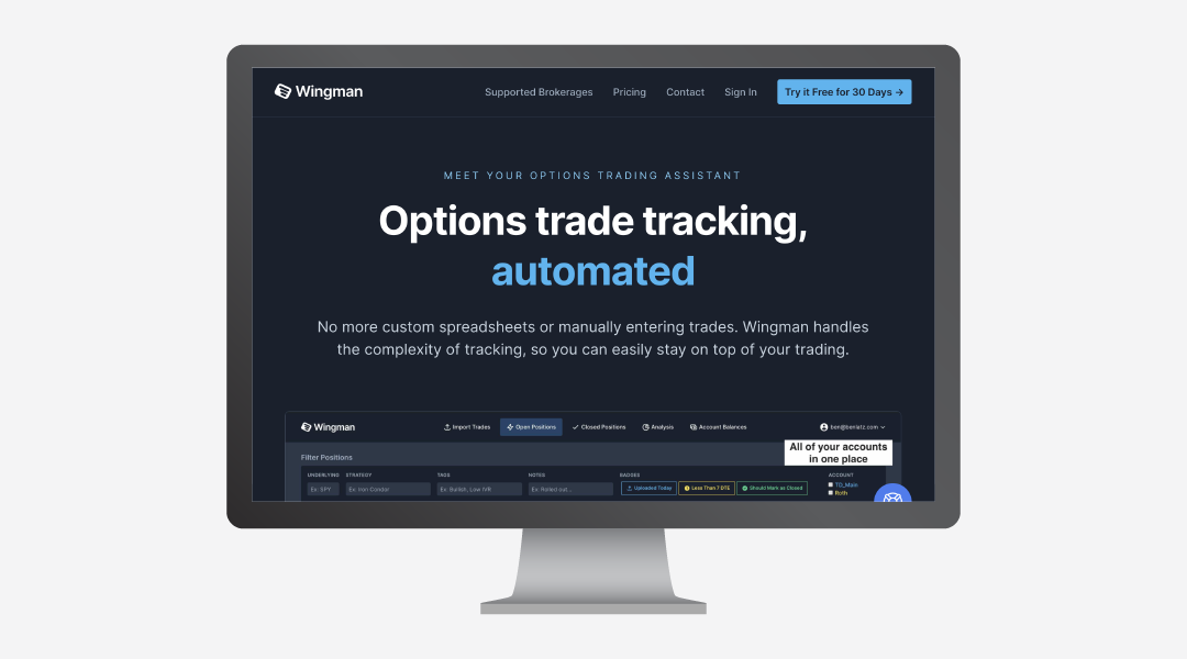 SureSwift Capital acquires Wingman, an options automation SaaS business